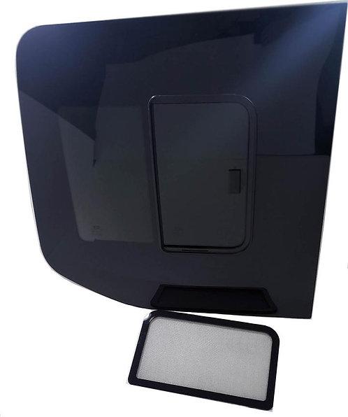 VWD DRIVER REAR CARGO DOOR SLIDER WINDOW SPRINTER VAN 19-21