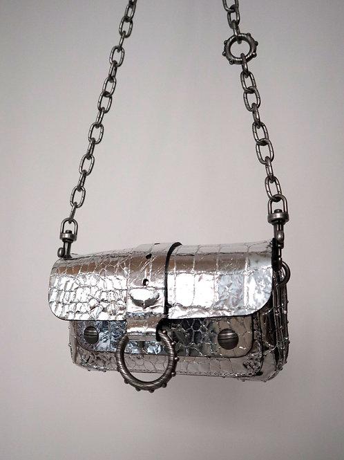 Zadig & Voltaire Kate Wallet Croco Bag