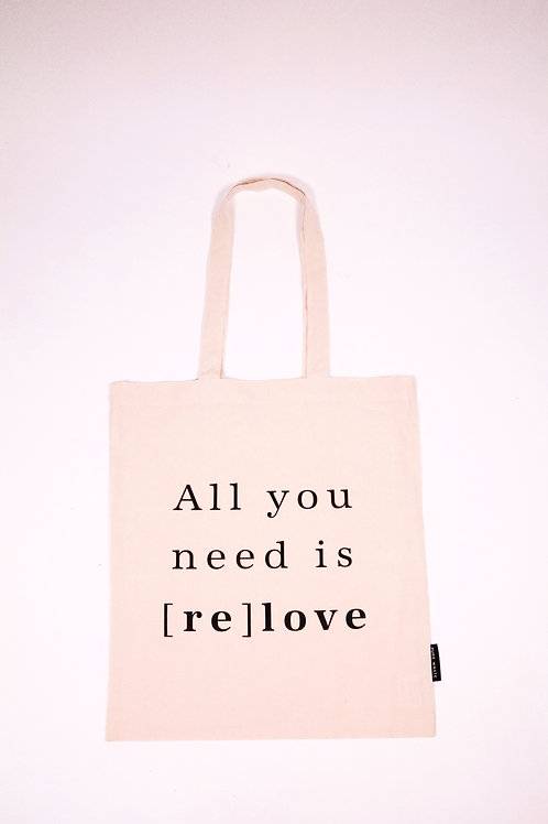 Reloven kangaskassi All You Need