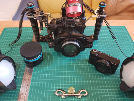 Lab Tests with the Sony RX100 M6