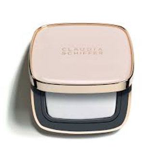 No color setting powder Claudia Shiffer