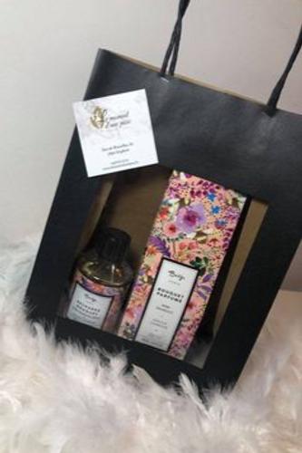 Bouquet parfumé + recharge - Musc & orchidée