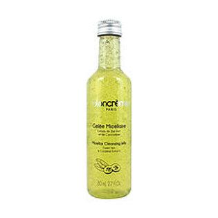 Gelée micellaire Thé vert & concombre 80ml