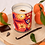 "Thumbnail: Bougie ""Songes d'hiver""(chocolat - orange)"