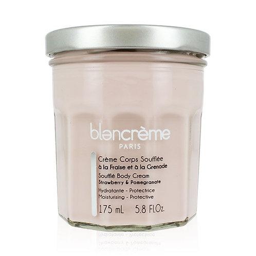 Crème corps fraise & grenade 175ml