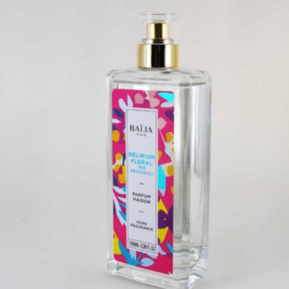 Délirium floral: Parfum d'intérieur