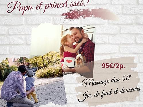 "Rituel ""Papa et prince(sse)"""