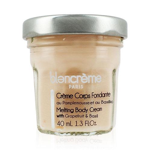 Crème corps pamplemousse & basilic 175ml