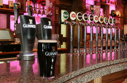 Guinness at The Claddagh Ring