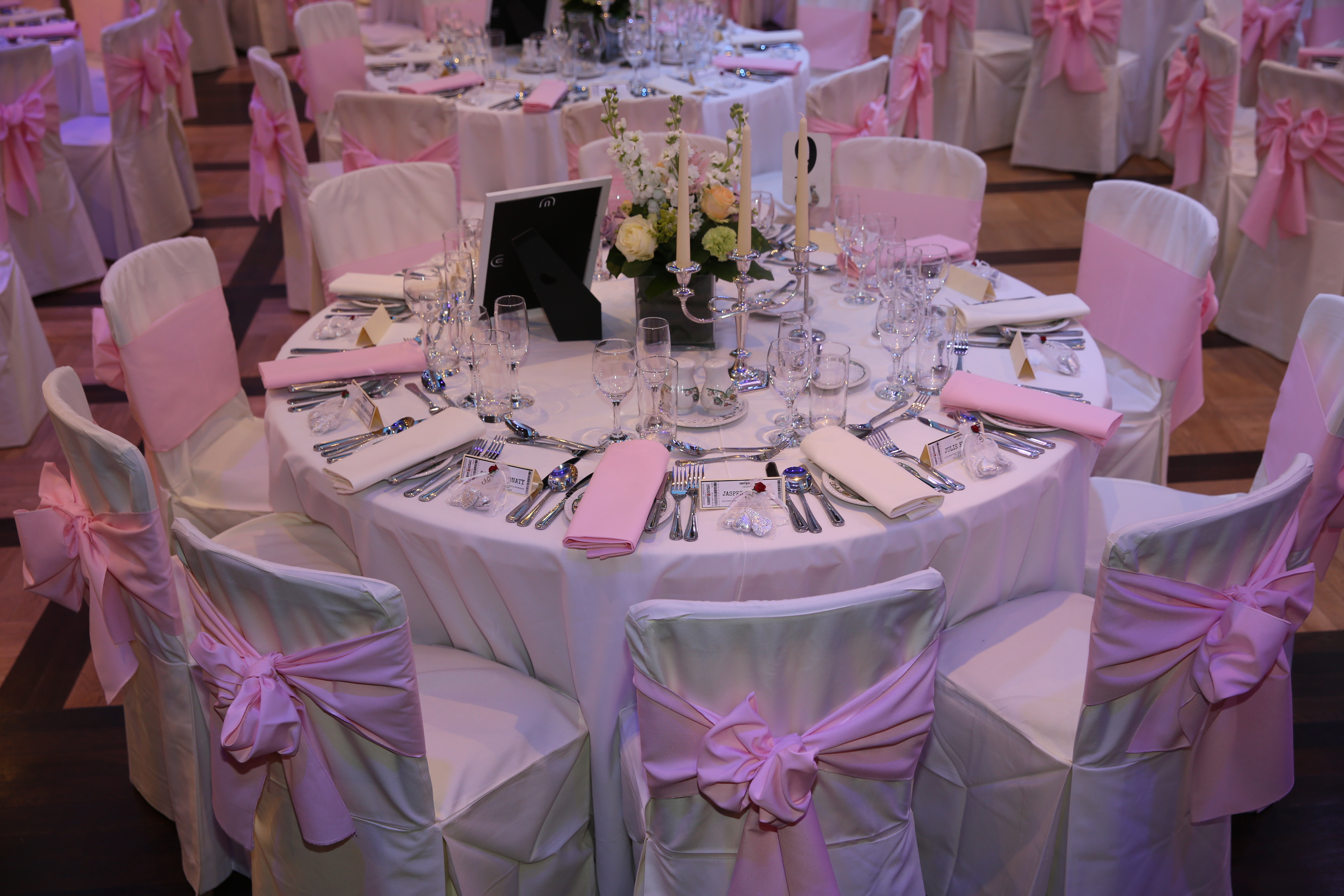 Functions at The Claddagh Ring