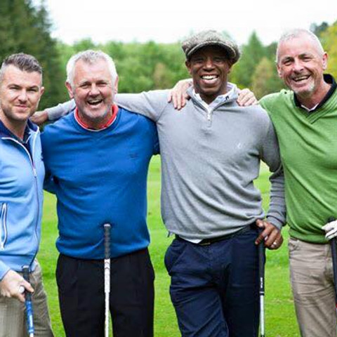The Stein Foundation in association with the PFA presents Golf Classic (1)