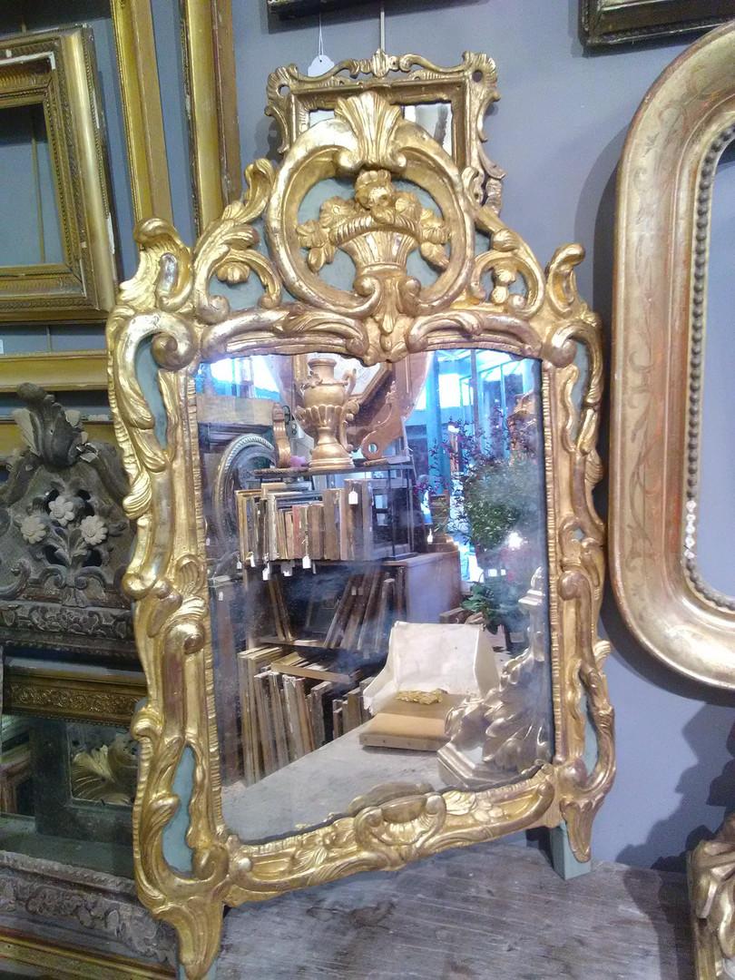 Miroir Louis XV