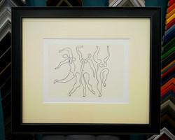 Sérigraphie Picasso