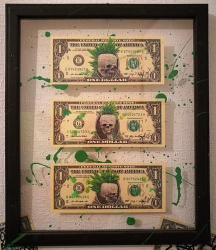 Dollars signé Ludo