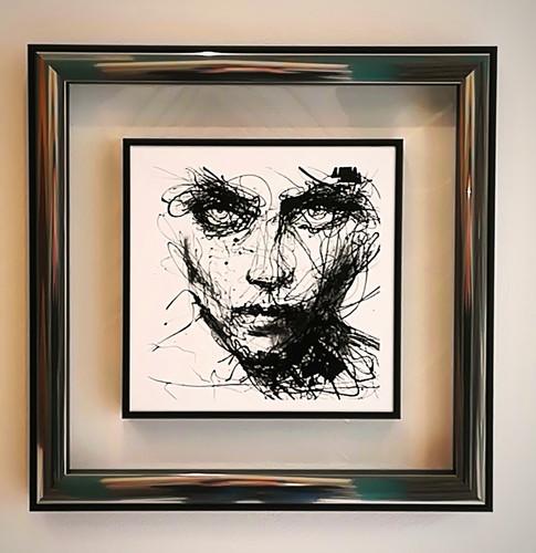 Portrait contemporain