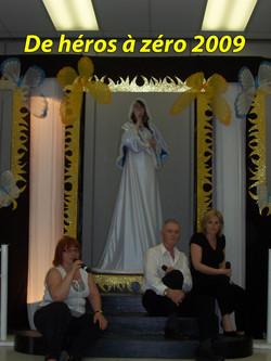 De heros a zero 2009