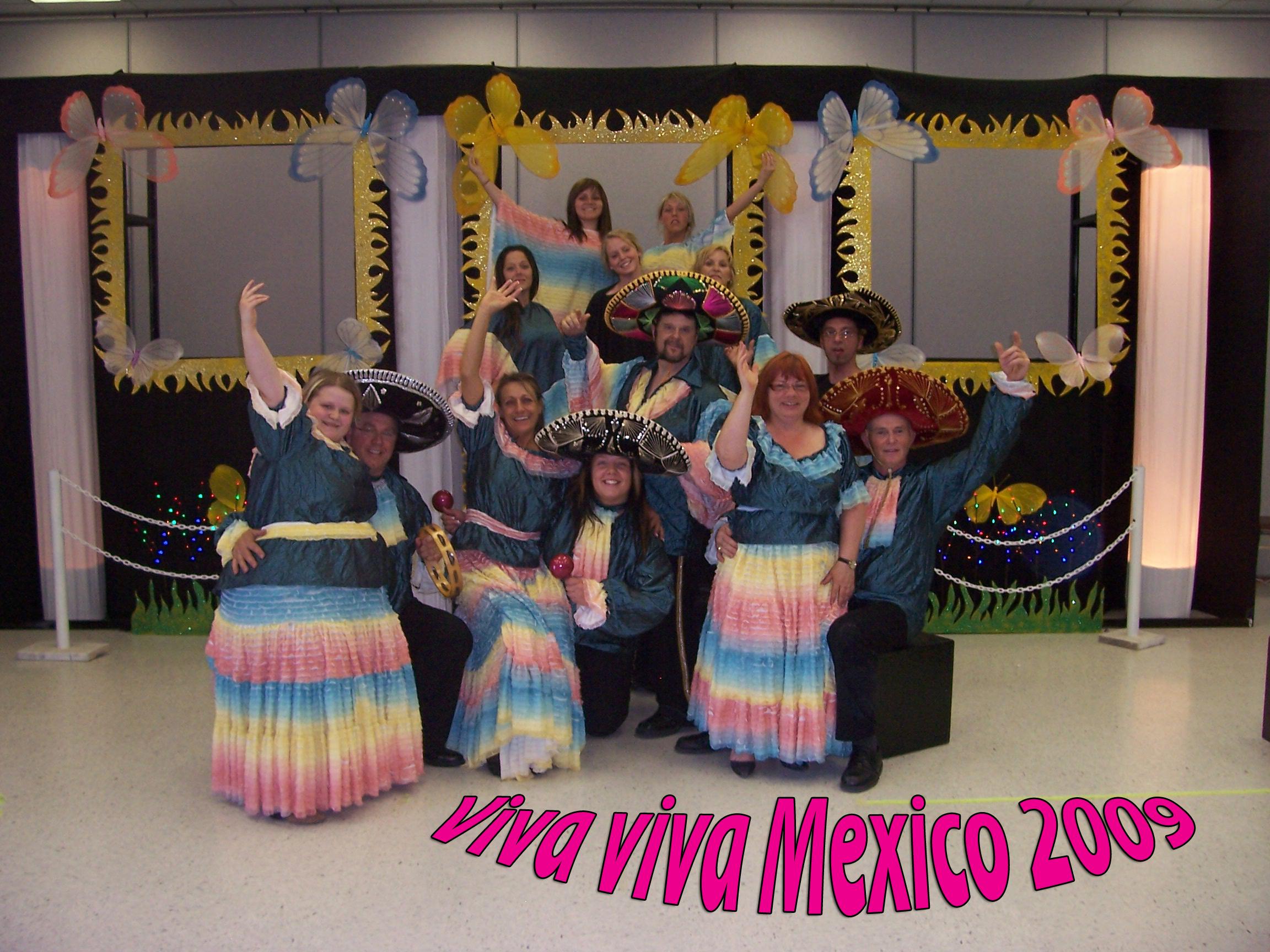 Viva Mexico 2009