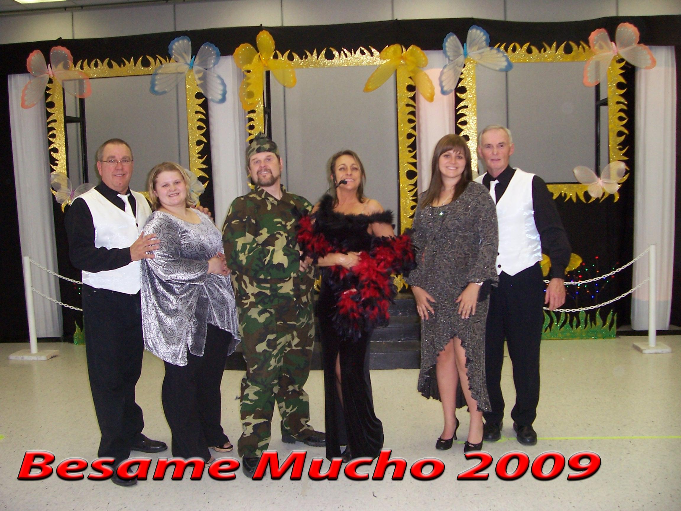 Besame Mucho 2009