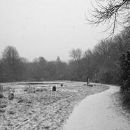 Snow Day - Gorse Hall, Stalybridge