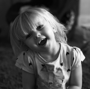 Portrait of my neice, Ember.