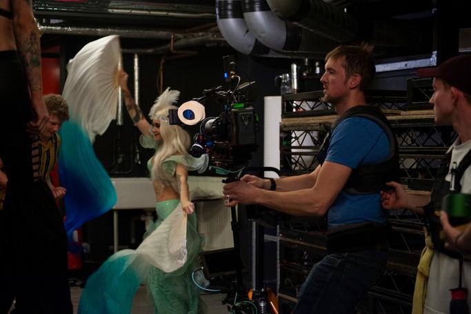 AVERAGE JOE: behind the scenes