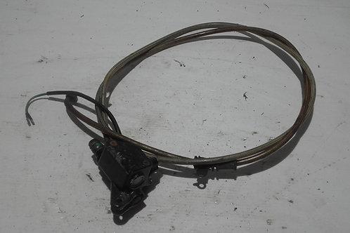 Maître cylindre de frein arrière + flexible de frein arrière Peugeot Tweet