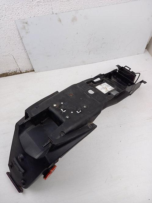 Bavette arrière / Support batterie Yamaha DT / MBK X-limit à partir de 2003