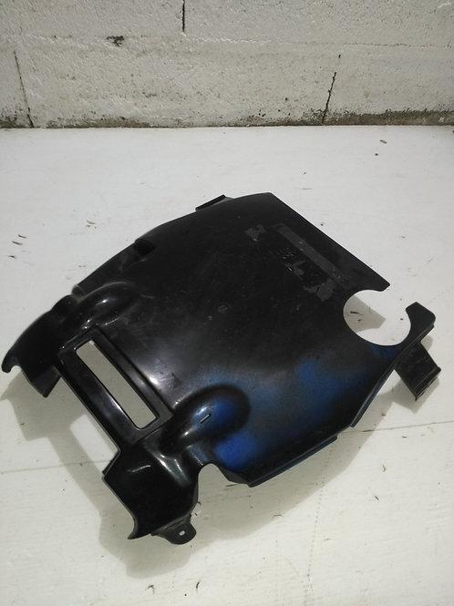 Passage de roue arrière Noir/Bleu MBK Nitro
