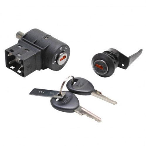 Contacteur à clef / Neiman Peugeot Buxy / Speedake / Zenith / Fox