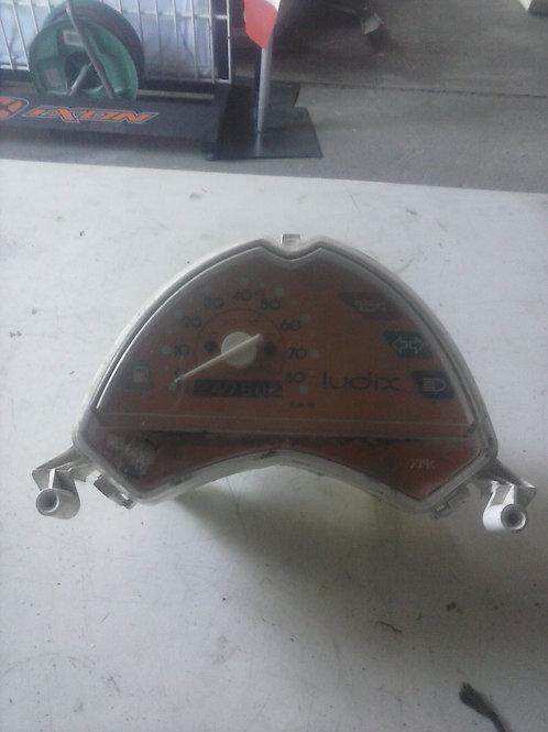 Compteur Peugeot Ludix
