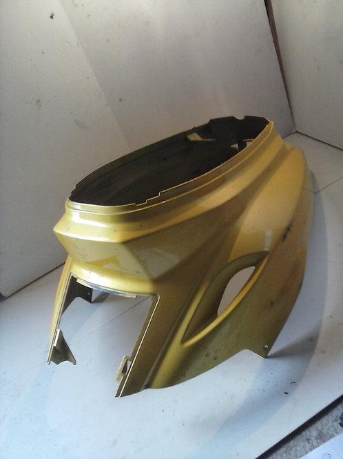Carénage arrière MBK Booster a partir de 2004 (2 pattes de fixation cassée)