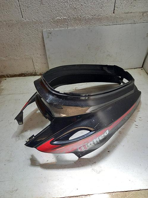 Carénage arrière MBK Booster / Yamaha BW's - Nouveau Modèle