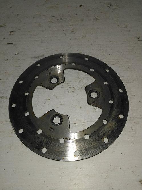 Disque de frein avant Kymco Agility (Pour roues 10 & 12 pouces)