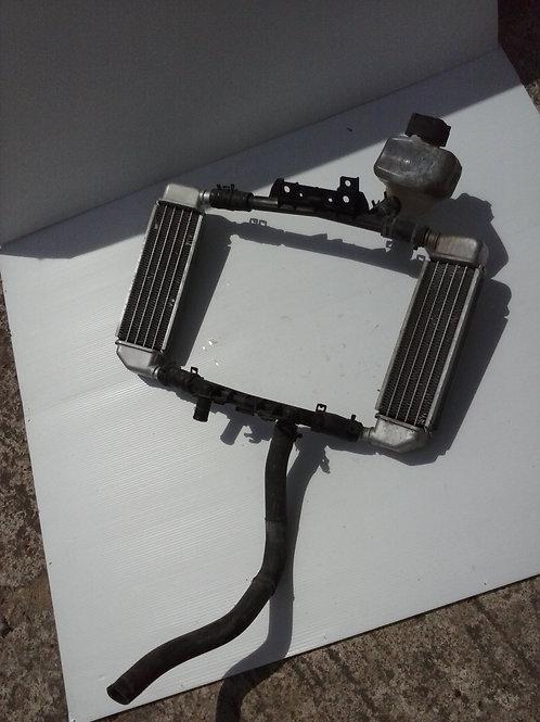 Ensemble radiateur + bocal refroidissement Ludix Blaster