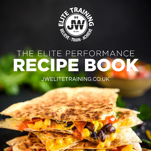 The Elite Performance Recipe Book