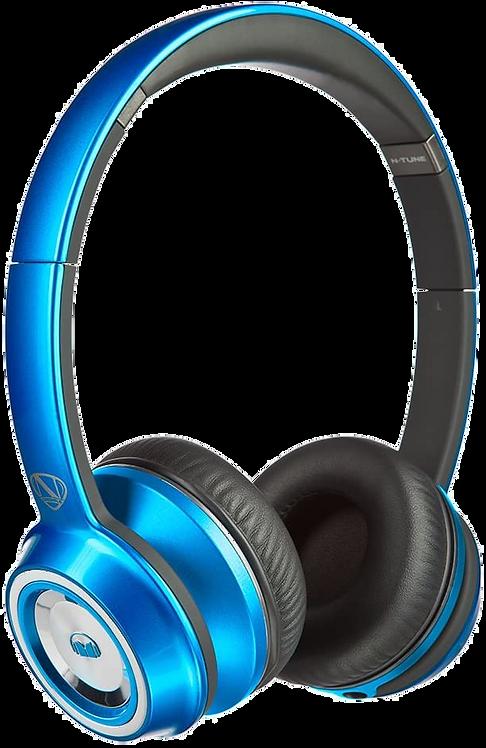 Monster Ntune On-Ear blau