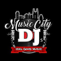 The Music Cty Djs Logo