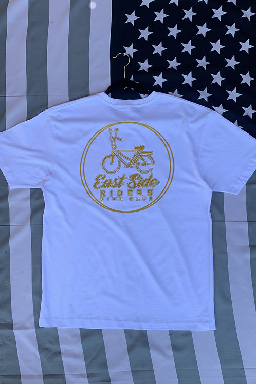 East Side Riders White T-Shirt