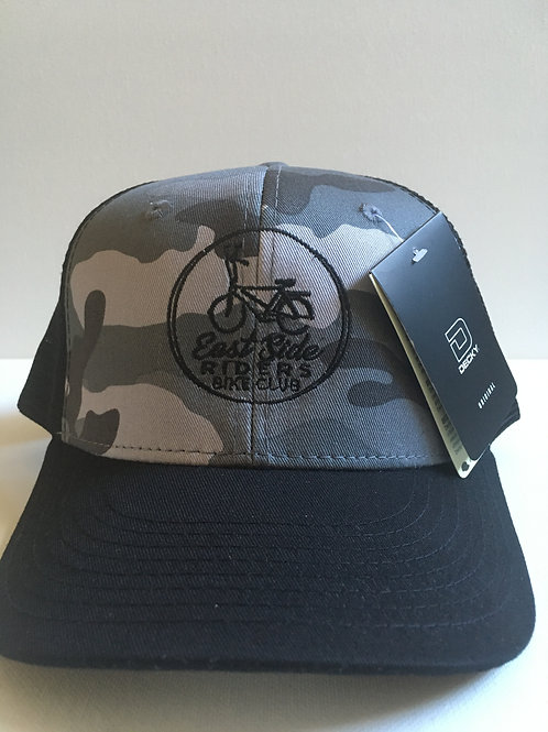ESR Dark Camo Truckers Hat