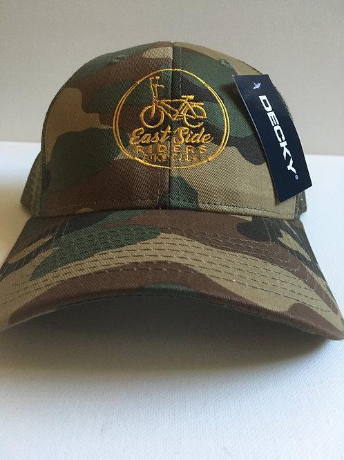 Camo Truckers Hat