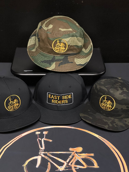 ESR Traditional Camo Bucket Hat