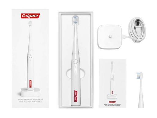 Colgate e Apple lançam escova de dentes conectada e inteligente