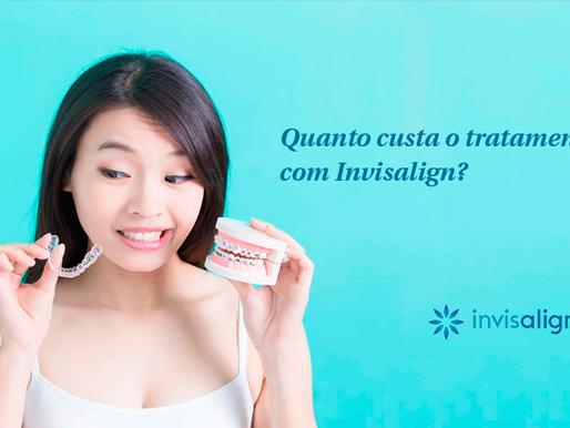 Quanto custa o tratamento com Invisalign?