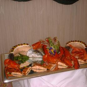Lobster & Salmon Buffet