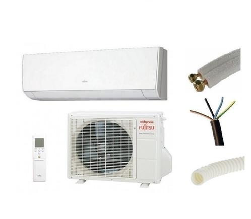 pack climatisation atlantic dc inverter lmce 2 5kw kit. Black Bedroom Furniture Sets. Home Design Ideas