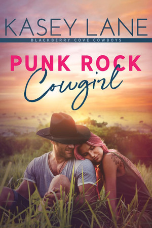 Cover Reveal: Punk Rock Cowgirl