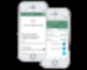 expense and reemibursemet handling on the smart phone