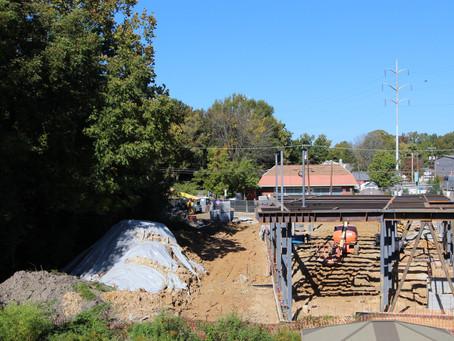 Construction Underway!