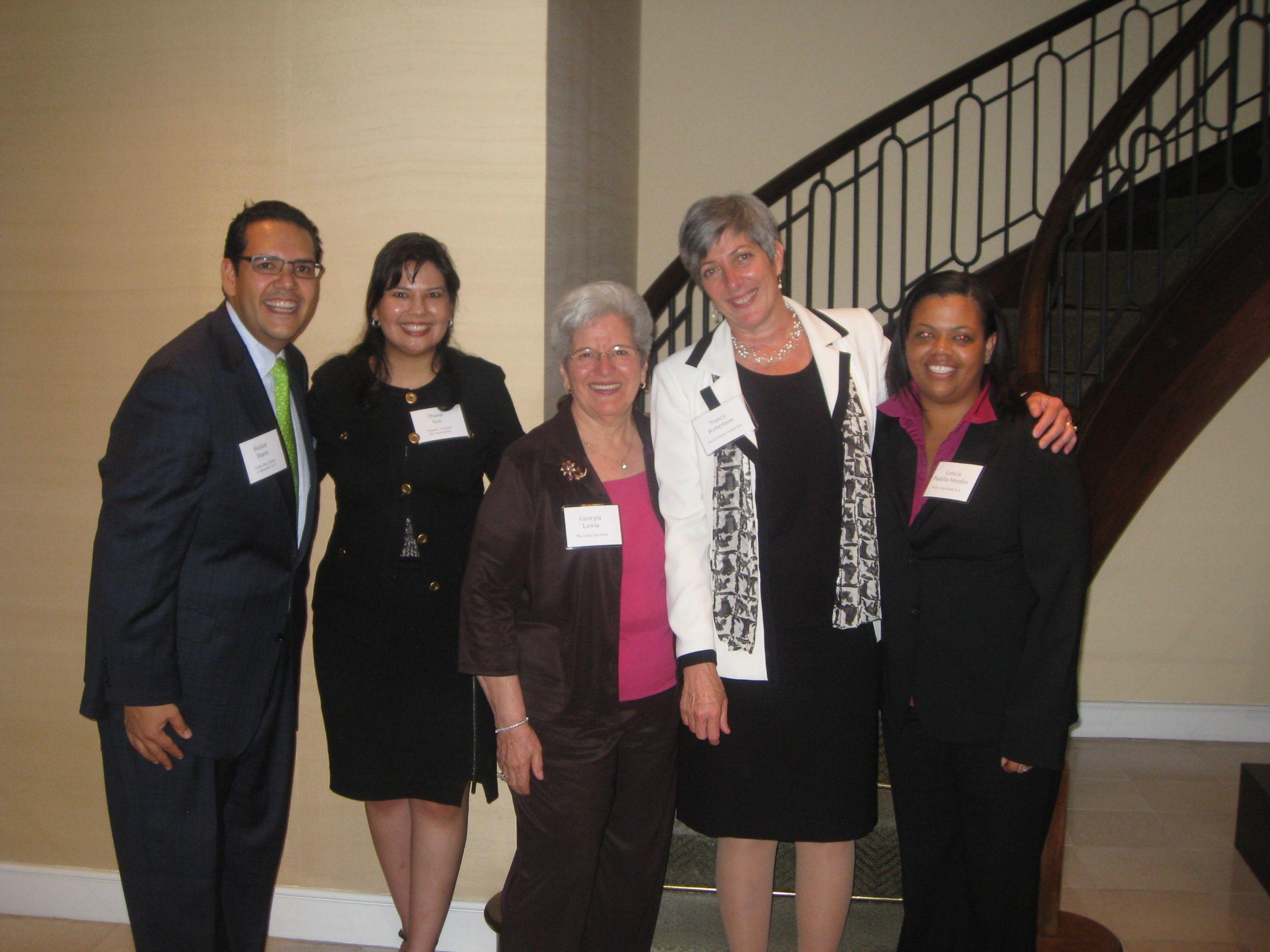 HNBA Reception for Diana Sen