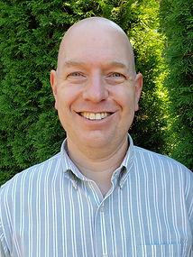 Portrait of Mark Pearlscott